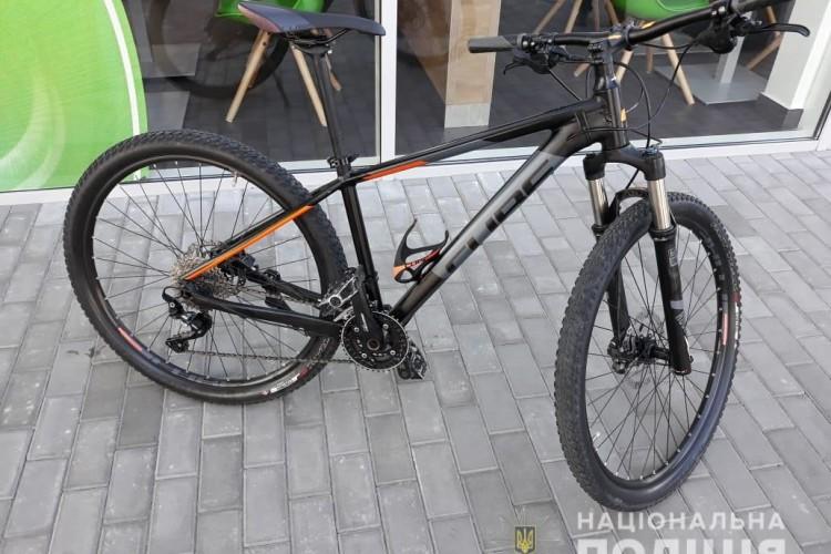Ковельчани купили привезений з Польщі велосипед, а він виявився краденим