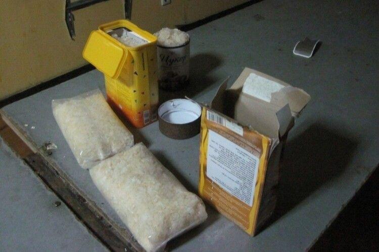 4 кг кокаїну намагалися доправити з України до РФ (Фото, відео)