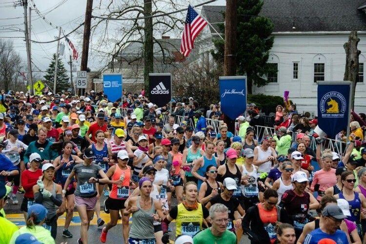 Вперше з 1897 року скасували проведення Бостонського марафону