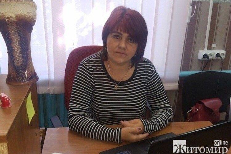 Редакторка газети стала головою районної адміністрації