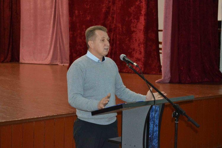 Очільник Прилісненської ОТГ відзвітував, як жила громада у 2017 році