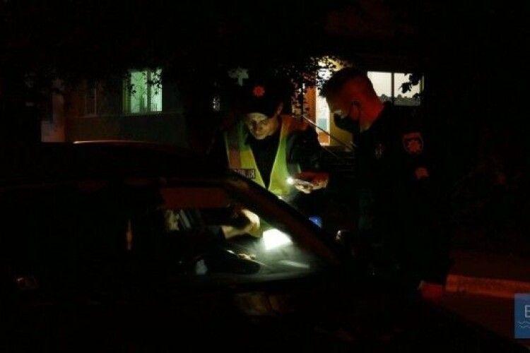 На Волині п'яний прокурор за кермом авто втікав від поліції: його судитимуть (Відео)
