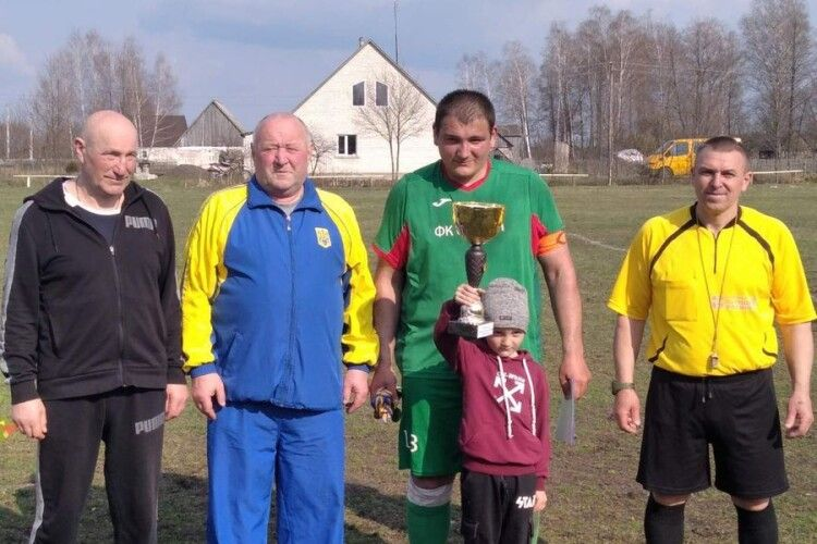 Хто виграв суперкубок Ратнівщини (Фото)