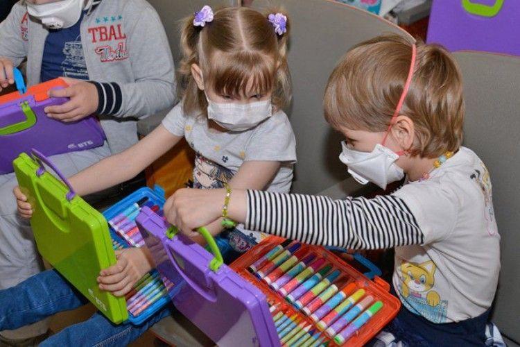 Для волинських онкохворих дітей  «уторгували» 72 тисячі гривень