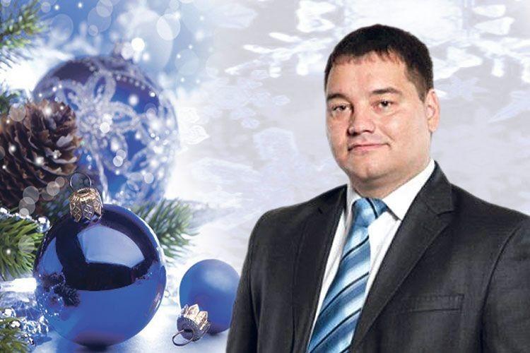 Що побажав землякам у 2018-му головний поштар Рівненщини