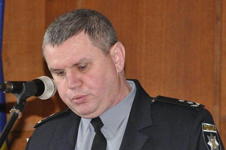 Головний поліцейський Луцька став заступником голови РДА на Волині