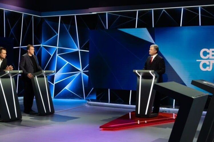 Петро Порошенко: «Європейська Солідарність» має економічну програму для виходу з кризи