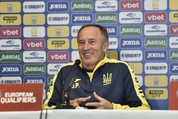 Петраков назвав причину втрати очок у матчі з Францією