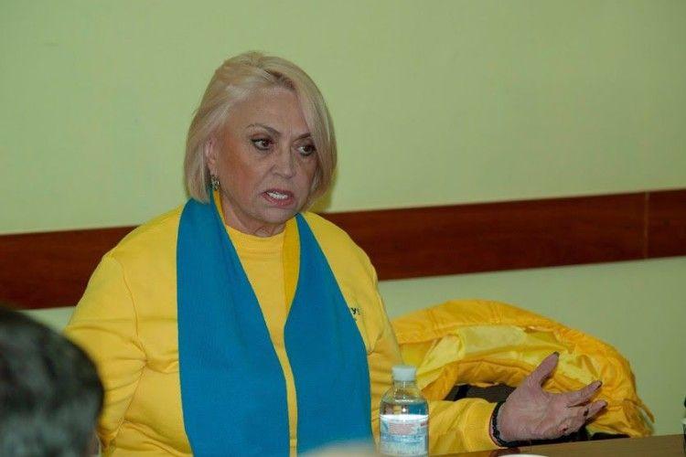 Олександра Кужель: «Держава має сприяти вітчизняному виробникові»