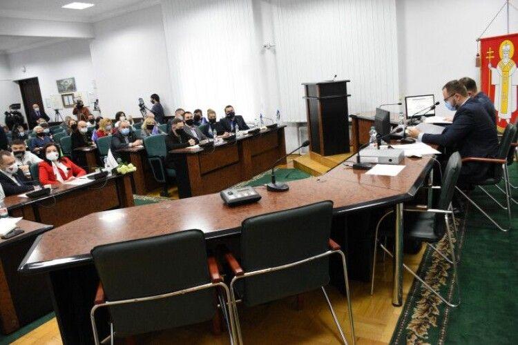 Депутати міської ради затвердили заступників міського голови: хто вони (Фото)