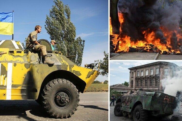 Порошенко в річницю звільнення Маріуполя: ми вибили «русскій мір» і зруйнували плани Путіна