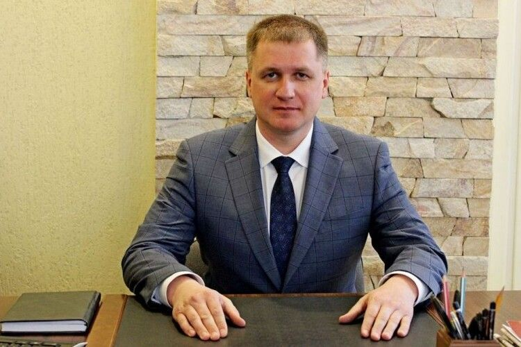 Представили нового керівника Володимир-Волинської окружної прокуратури
