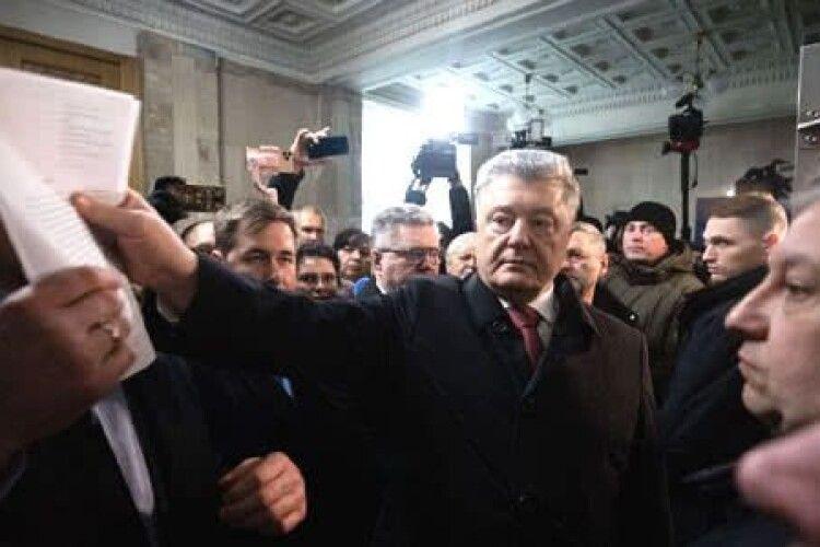 ДБР і свідок Порошенко