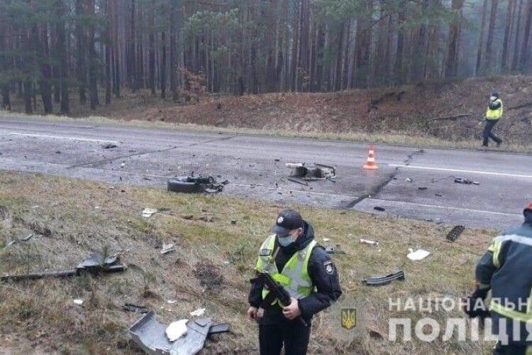 На Волині в аварії загинув депутат селищної ради
