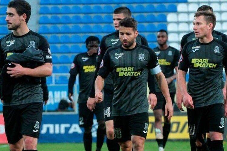 «Олімпік» у поєдинку з ФК «Маріуполь» перервав восьмиматчеву серію поразок