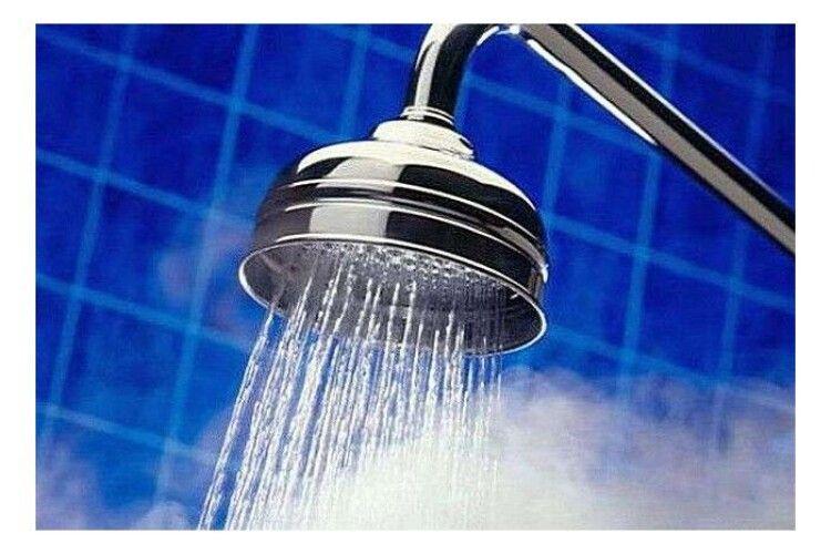 У Луцьку відновлюють гаряче водопостачання