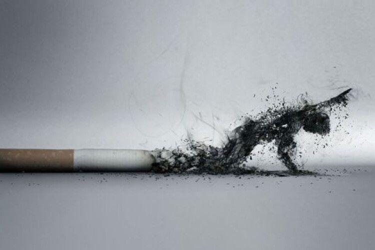 Волиняни курять менше, ніж українці загалом - опитування