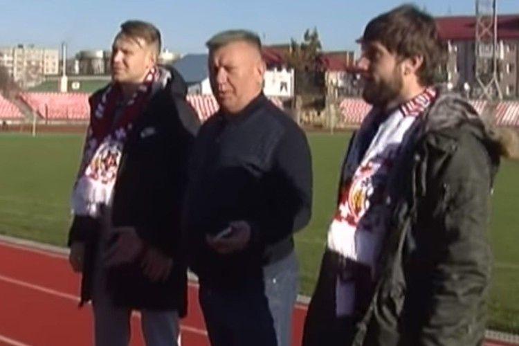 Новачки ФК «Волинь» поділилися враженнями від команди (відео)