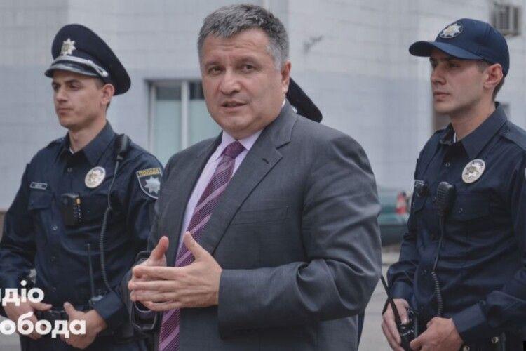 Захоплення заручників: до Луцька вилетів Аваков, якого терорист вимагає відправити у відставку (Фото)