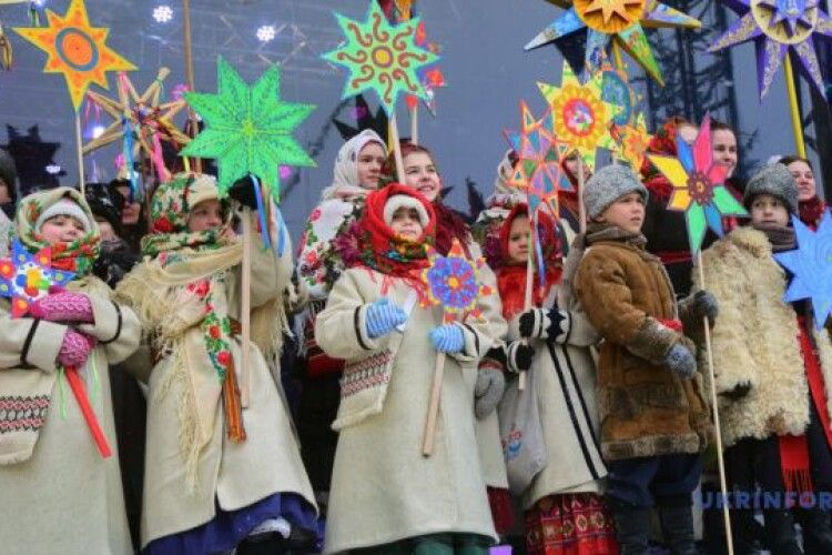Сьогодні у Ківерцях – «Велика коляда»