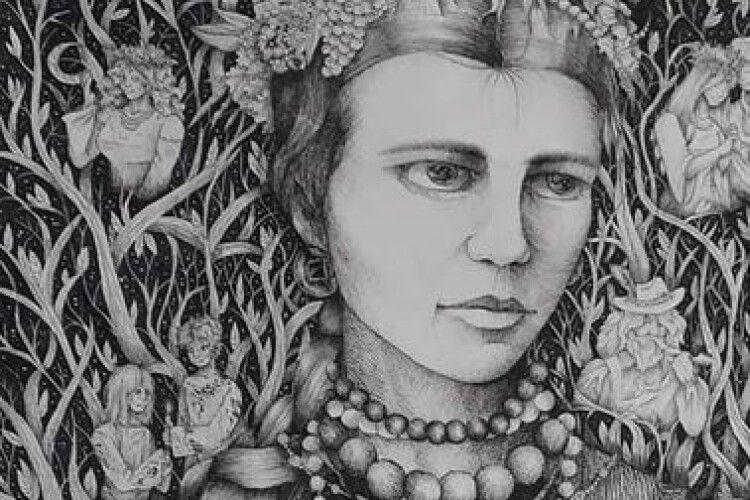 У Луцькій художній школі оберуть найкращі картини про Лесю Українку
