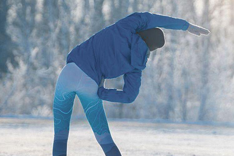 Спорт і в холодну пору ніхто не відміняв