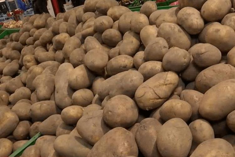 Волинянинові не заплатили за сім тонн картоплі