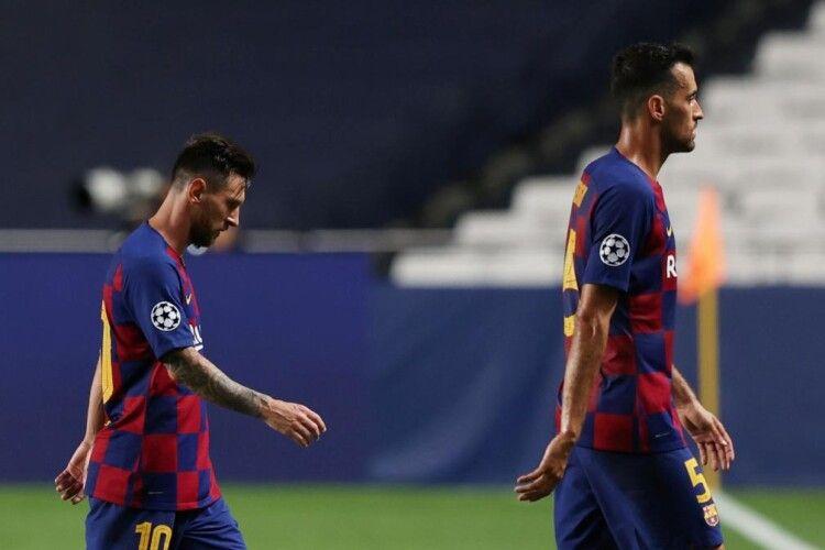 Вперше в історії Ліги чемпіонів у півфіналі турніру не буде жодного клубу з Англії, Іспанії та Італії