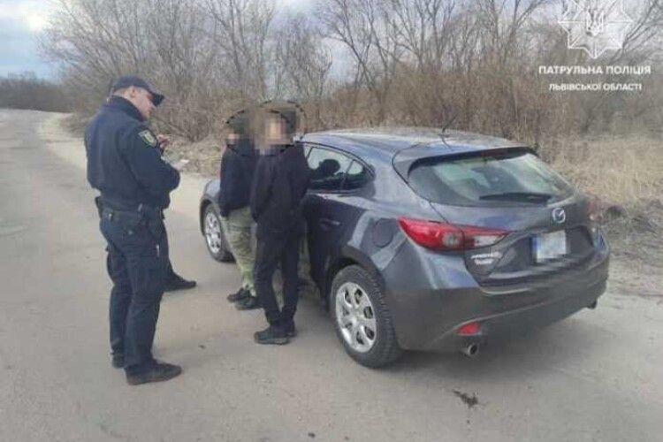 10-річного водія зі Львова зупинили патрульні