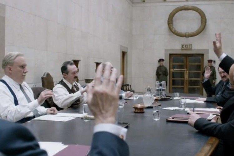 Заборонений в Росії сатиричний фільм «Смерть Сталіна» визнали найкращою європейською комедією