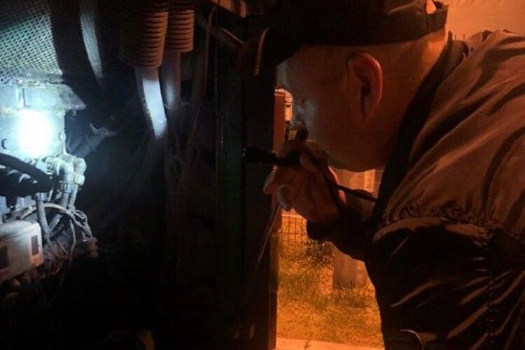 На «Ягодині» в українця забрали комфортабельний автобус, бо запідозрили підробку номерів