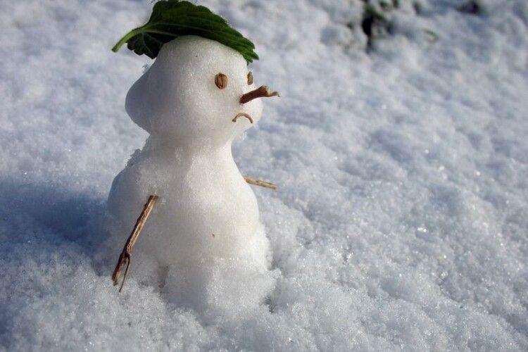 Погода на вівторок, 2 лютого: на Волинь суне короткочасна відлига