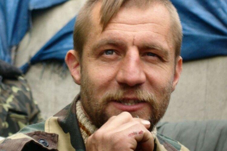 Колишній нардеп «козак Гаврилюк» став таксистом