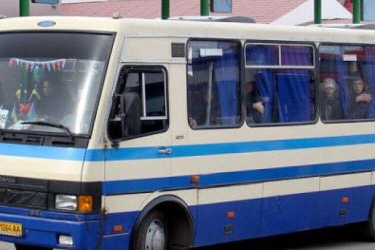 Волиняни зможуть відстежити рух міжміських автобусів онлайн