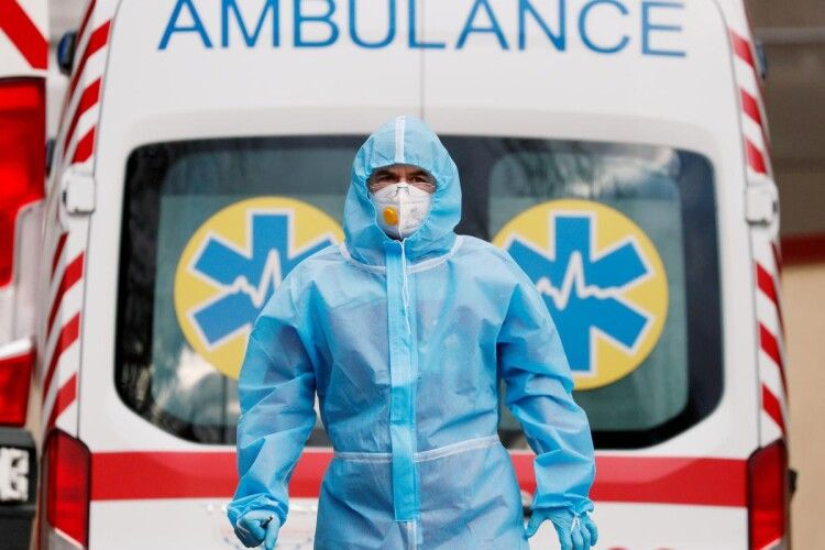 На Волині за день в сотні людей виявили коронавірус
