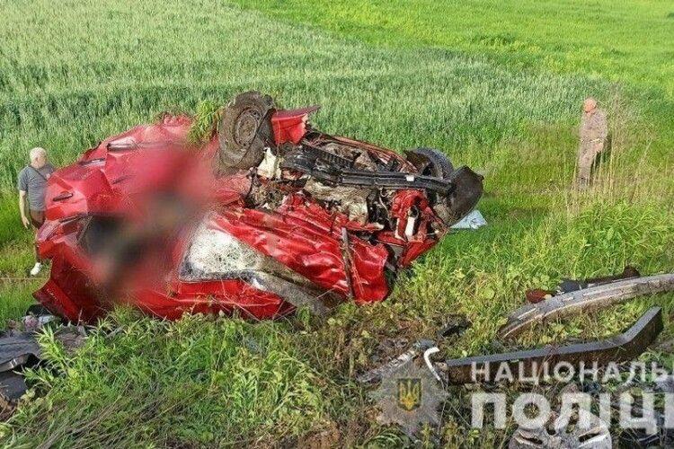 Винуватця аварії 7 червня, у якій загинули троє волинян, взяли під варту