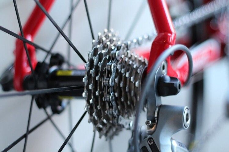 У Луцьку збили велосипедиста, утворився затор (Фото)