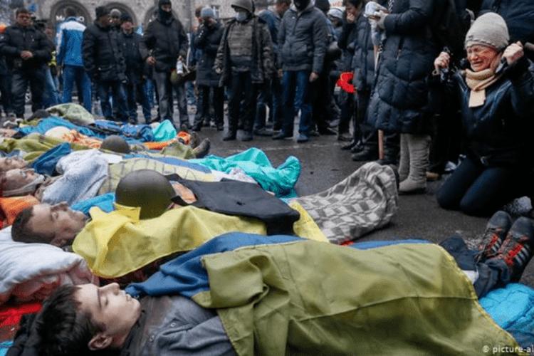 ДБР викликало на допит лідерів Євромайдану у справі «про держпереворот»