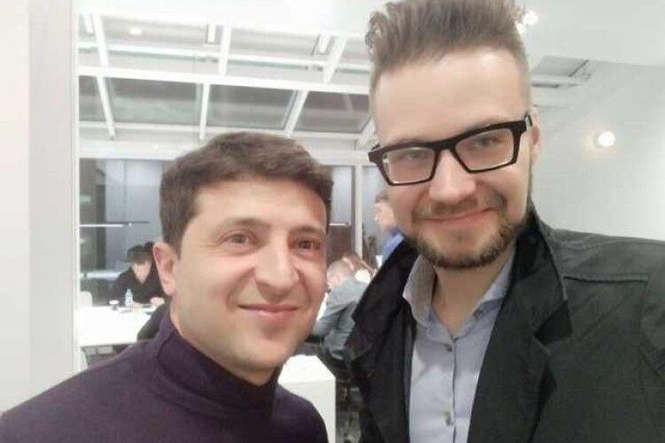 Вадим Арістов із Зе-команди спробував «наїхати» на Уляну Супрун, яка попросила Ілона Маска допомогти Україні