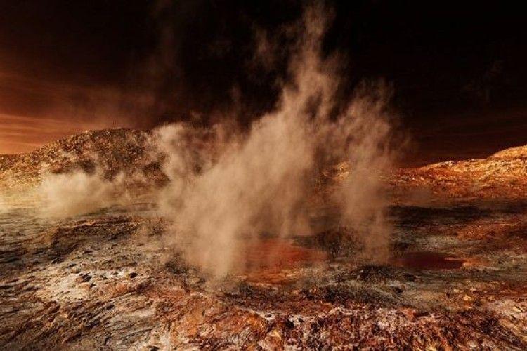 NASA вперше оприлюднило запис шуму вітру на Марсі (Відео)