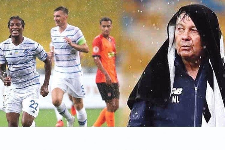 Завівся у «Динамо» старий хитрий лис —  і хвацький «Шахтар» під дощем скис (Відео)