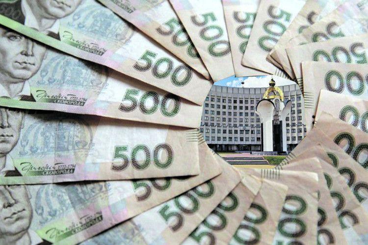 Битва заволинський бюджет:обласна адміністрація подала судовий позов проти обласної ради