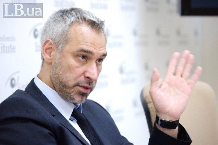 Процес «кошмарення». Ексгенпрокурор Руслан Рябошапка коментує відкриття 15 нових справ проти Порошенка