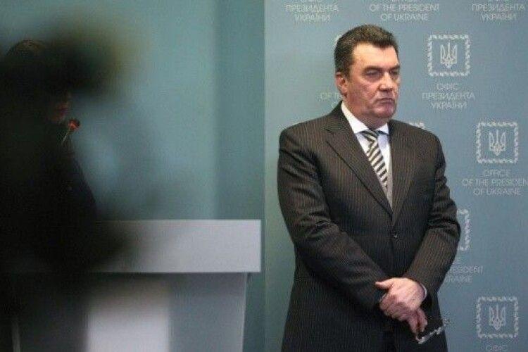 РНБО буде просити Раду ухвалити закони, що дозволяють закрити «геббельсівські» телеканали