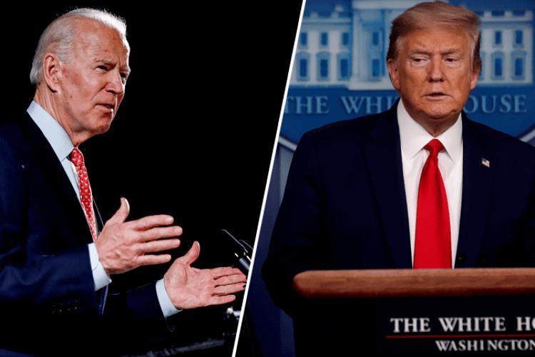 У штабі Байдена погрожують примусово висилити Трампа з Білого дому