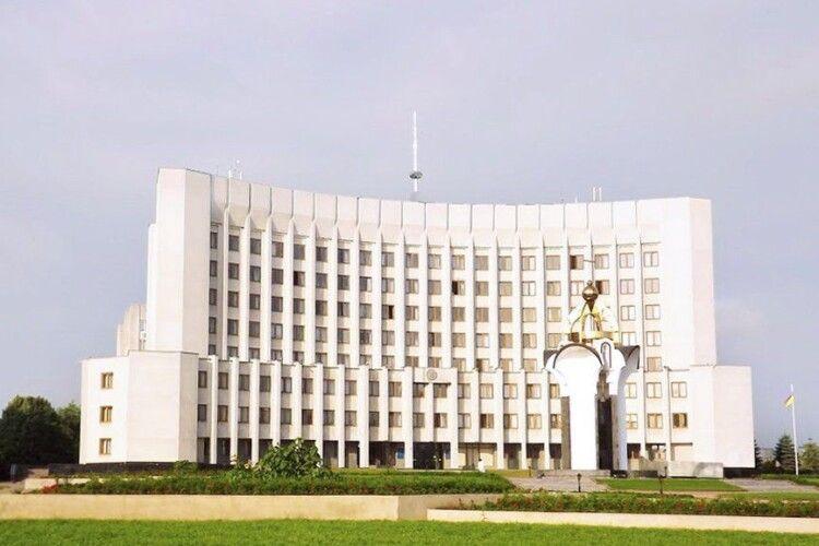 Департамент економіки Волинської ОДА очолить «варяг» з Донецька