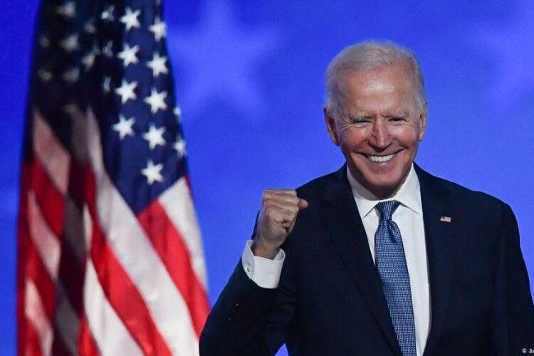 Джо Байден склав присягу і став 46-м президентом США