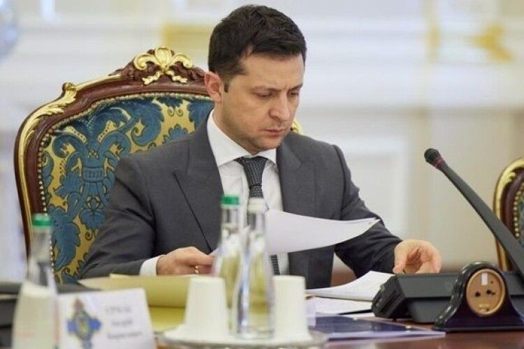 Президент надав нові звання п'ятьом офіцерам ЗСУ