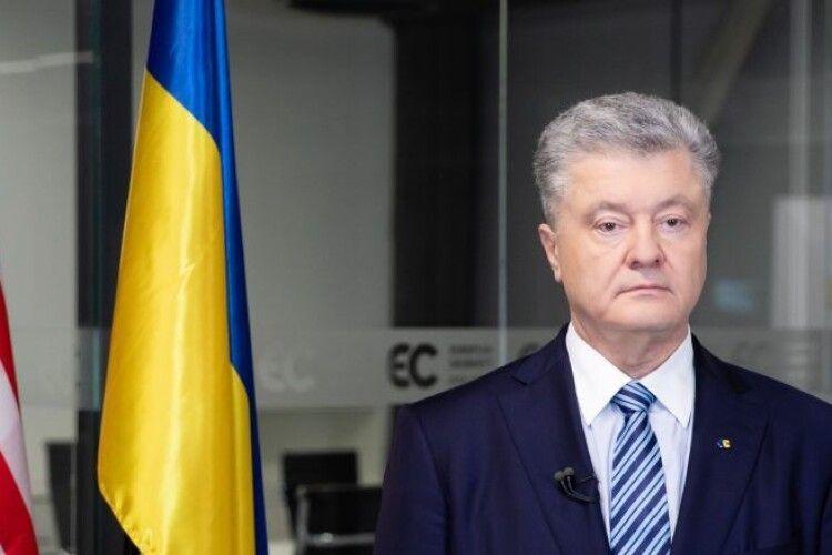 Петро Порошенко: «Путін – вбивця». Байден сказав те, що досі не зміг сказати Зеленський