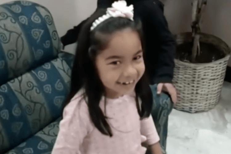Дівчинка запустила повітряну кулю з бажаннями на Різдво і сталося диво